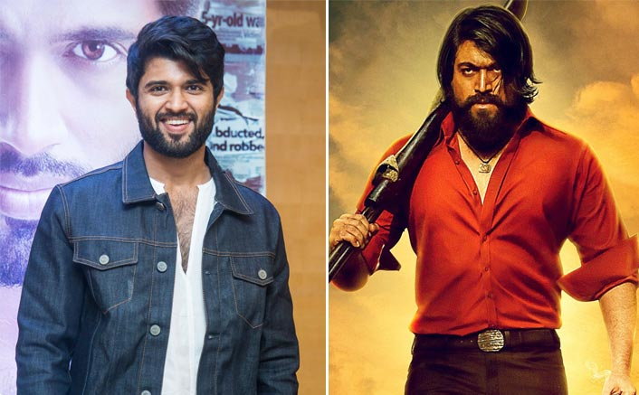 Impressed By Yash's Performance, Did Vijay Deverakonda Just Expressed His Eagerness To Be Part Of KGF 3?