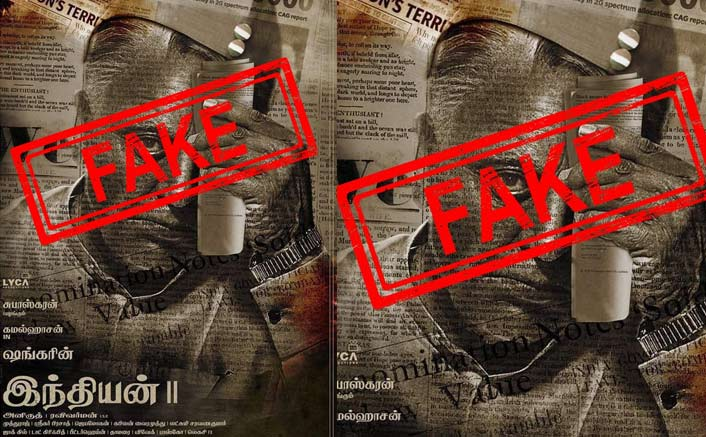 Indian 2: Makers Claim The Viral 'Poster' From Kamal Haasan's Action Thriller Is FAKE