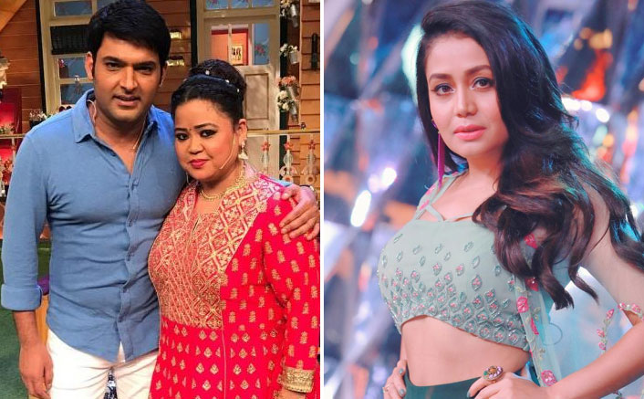 Indian Idol 11: Neha Kakkar Cries A River After Listening To Bharti's Struggles Narrated By Kapil Sharma In A Special Message