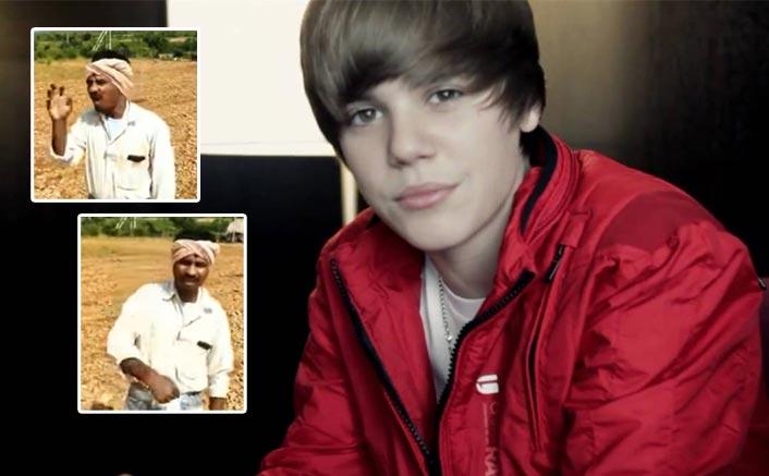 Indian Justin Beiber Found! Karnataka Farmer's Video Singing 'Baby' Goes Viral