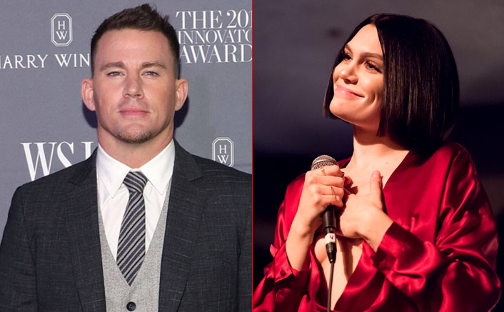 It's splitsville for Channing Tatum, Jessie J