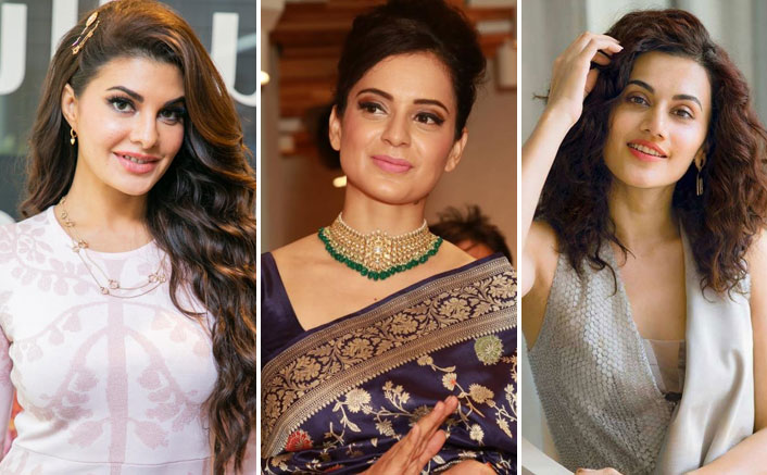 Jacqueline Fernandez Wants To Borrow THIS From Kangana Ranaut & Taapsee Pannu