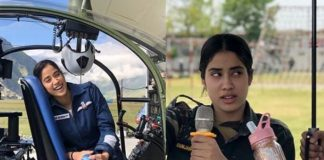 The Kargil Girl: Janhvi Kapoor Shares A Heartfelt Note As She Wraps Up The Shoot Of Gunjan Saxena Biopic
