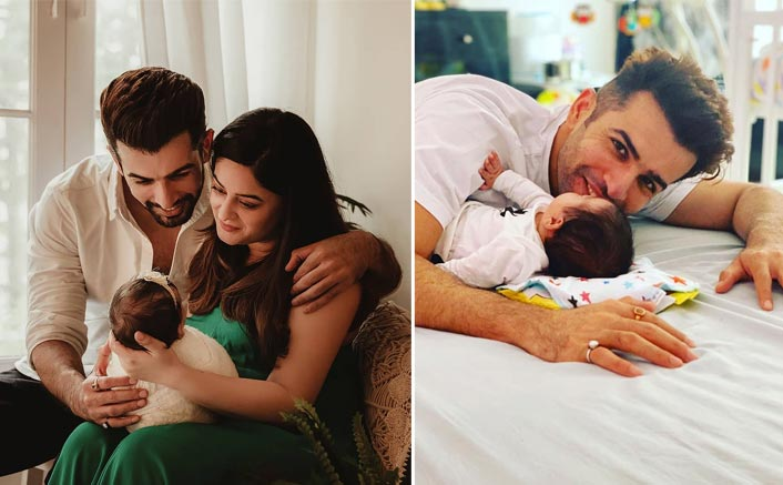 Jay Bhanushali, Mahhi Vij REVEAL Their Daughter's Name, FIRST Pictures & She's The Epitome Of Cuteness!
