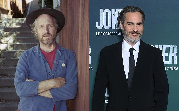 Joaquin Phoenix shooting for Mike Mills' film in extreme cold