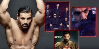 John Abraham gears up for an action packed 2020 with Mumbai Saga, Attack and Satyameva Jayate 2