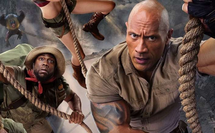 Jumanji: The Next Level Box Office Day 2: Continues To Dominate!