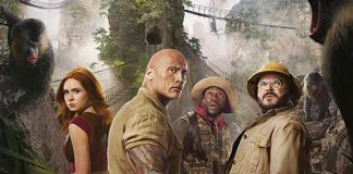 Jumanji: The Next Level Box Office Day 4: Faces The Monday Blues!