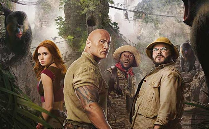 Jumanji: The Next Level Box Office: Dwayne Johnson Starrer Surpasses The Nun At The Indian Box Office
