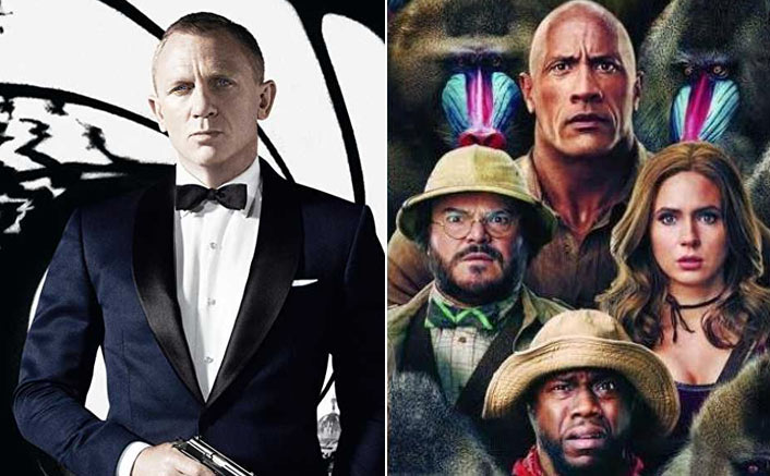 Jumanji: The Next Level Box Office Day 5: Enjoys A Stable Hold; Beats Skyfall's Lifetime In India
