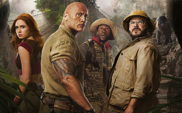 Jumanji: The Next Level Box Office Day 10 (India): We Surely Smell What Dwayne Johnson 'The Rock' Is Cooking!
