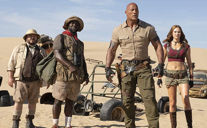Jumanji: The Next Level Box Office Review: Will Do A Slightly Better Business Than The Previous Installment