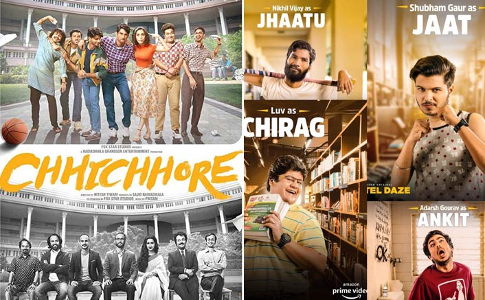 Just like Chhichhore, Amazon Prime's 'Hostel Daze' treats the audience with interesting character names to tickle your funny bone!