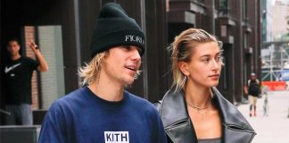 Justin Bieber, Hailey host charity art event