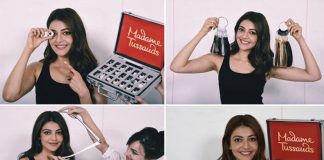 Kajal Aggarwal To Become The First South Actress To Have Her Wax Statue At Madame Tussauds In Singapore