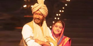 Kajol & Ajay's new pic from 'Tanhaji' wins hearts