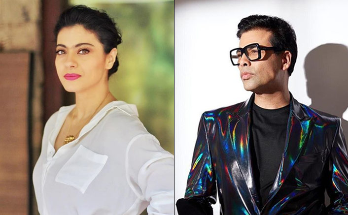 """Kajol Opens Up On Controversial Rift With Karan Johar: """"It Was A Horrible Phase..."""""""
