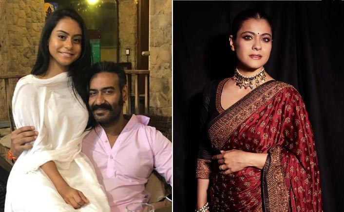 Kajol Reveals What Would Happen If Ajay Devgn Knew About Nysa's Boyfriend & It Is Scary AF!