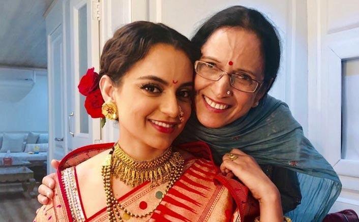 *Kangana dedicates her performance in 'Panga' to her mother*