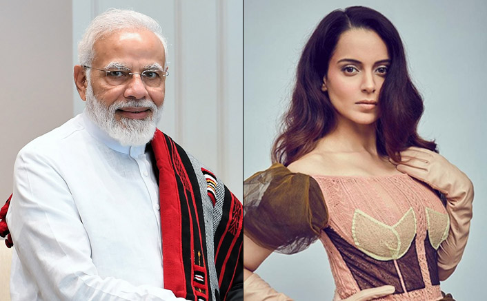 "Kangana Ranaut On CAA Row: ""When PM Narendra Modi Is Fulfilling Everything He Promised, That's Democracy! Is It Not?"""