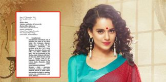 Kangana Ranaut Sends Legal Notice To Forbes India For Displaying Her Wrong Income