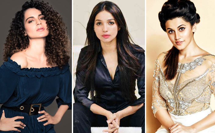 Kanika Dhillon: I love Kangana as well as Taapsee