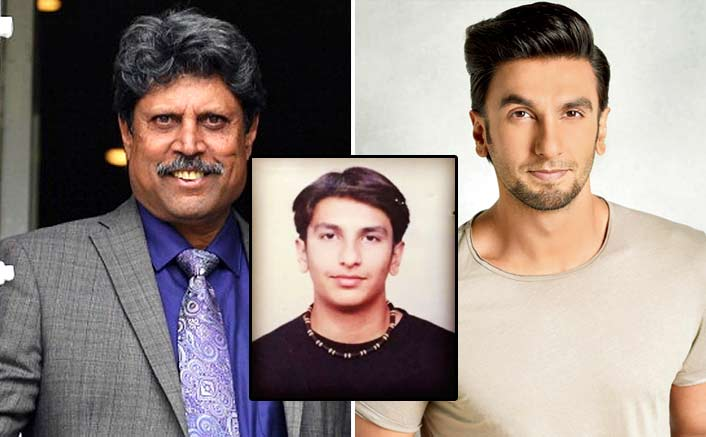 Real-Life Kapil Dev REACTS On Reel-Life Kapil Dev - Ranveer Singh's Childhood Picture & It's 'Cute'