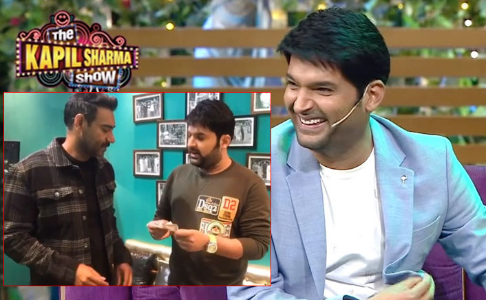 Kapil Sharma Gets PAID For Promoting Ajay Devgn's Tanhaji: The Unsung Warrior! PROOF Inside
