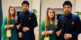Kapil Sharma & Wifey Ginni Chatrath Can't Be Happier As They Welcome Their Baby Girl To The Family!