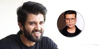 Karan Johar Jumps In To Find Vijay Deverakonda A Bollywood Leading Lady For Fighter