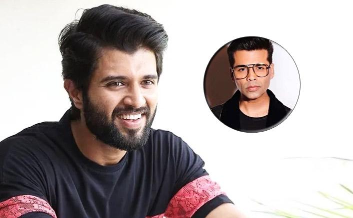 Karan Johar Jumps In To Find Vijay Deverakonda A Bollywood Leading Lady For 'Fighter'