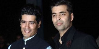 "Karan Johar Mocks Manish Malhotra: ""Your Mid-Life Crisis Is Possibly In The Bed"""