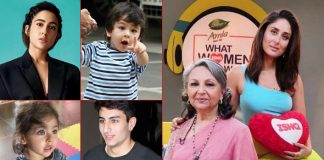 Kareena Kapoor Khan Asks Sharmila Tagore To Pick Her Favourite Among Sara, Ibrahim, Taimur & Inaaya