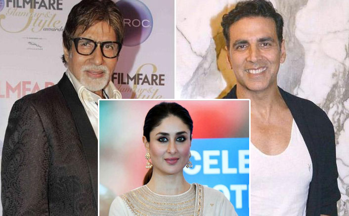Kareena Kapoor Khan Compares Akshay Kumar To Megastar Amitabh Bachchan! Here's Why