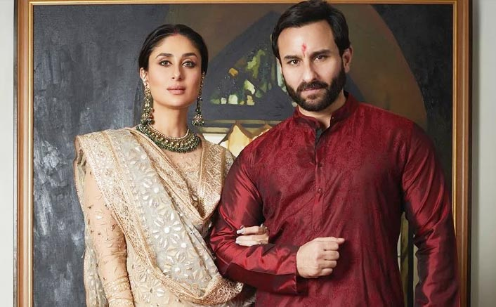 Kareena Kapoor Khan And Saif Ali Khan Donates To PM And CM's Coronavirus Relief Funds
