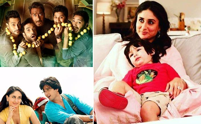 Kareena Kapoor Khan Wants Taimur To Watch Golmaal Series, Jab We Met & Omkara!