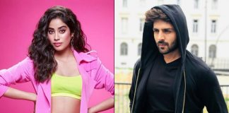 Kartik Aaryan & Jhanvi Kapoor BeginShooting For The Second Schedule Of Dostana 2