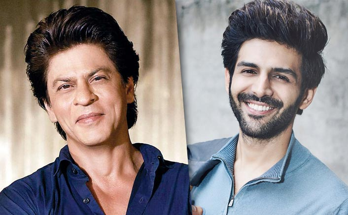 Kartik Aaryan REVEALS This Shah Rukh Khan Film Inspired Him To Become An Actor!