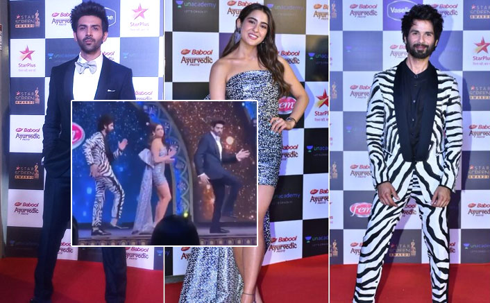 Kartik Aaryan & Sara Ali Khan Break The Break-Up Rumors As They Perform Together At Star Screen Awards