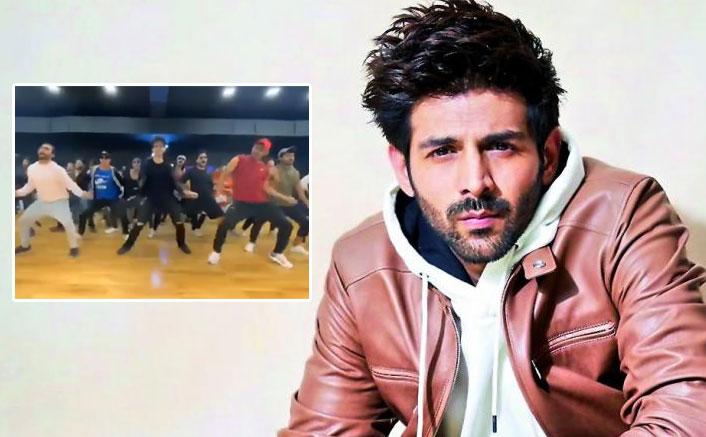 Kartik Aaryan's Dance Mashup Of Salman Khan's Munna Badnam Hua & Dheeme Dheeme Is A MUST WATCH!