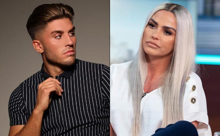 SHOCKING! Katie Price's Boyfriend Receives Death Threats From Her