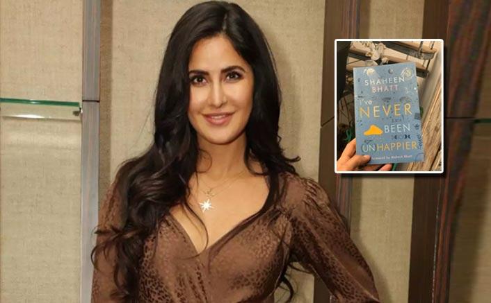 "Katrina Kaif Is All Praises For Shaheen Bhatt's Book 'I've Never Been Unhappier': ""So Heartbreakingly Honestly Written"""