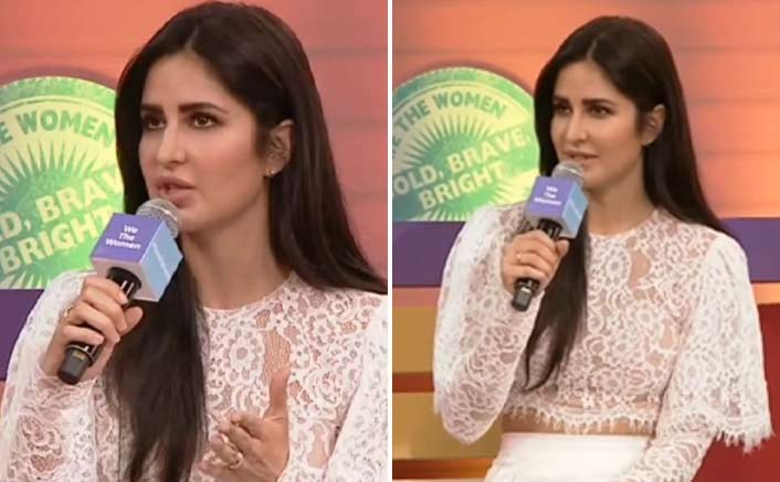 Katrina Kaif On Accusations Of Doing Stereotypical Films: No One Can Tell Me What I Can Do