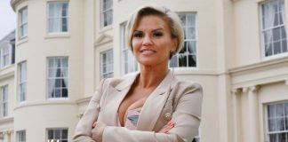 Kerry Katona turns to religion after 'rocky' year