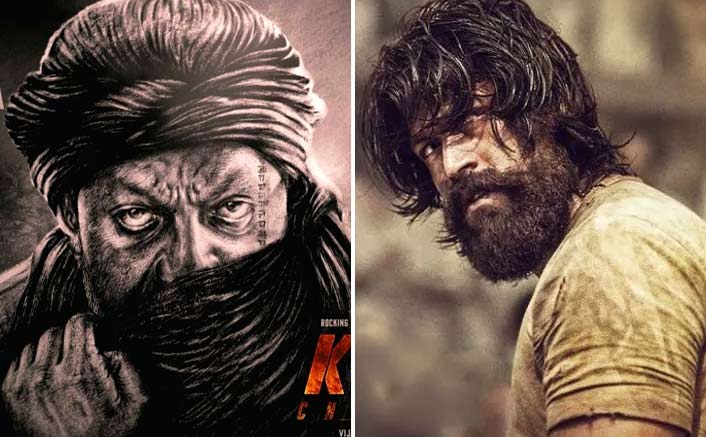 KGF: Chapter 2: First Look From Yash & Sanjay Dutt Starrer To Be Out On THIS Date