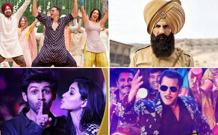 Koimoi Bollywood Music Countdown November 2019 RESULTS: It Takes Akshay Kumar To Beat Akshay Kumar!