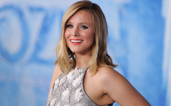 Kristen Bell: 'Junk presents' my kids give are the best gifts