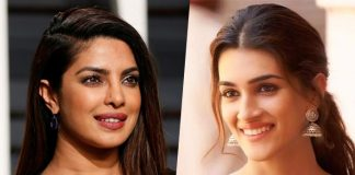 "Kriti Sanon: ""If The Comparison Is With Priyanka Chopra Then It Is Great"""