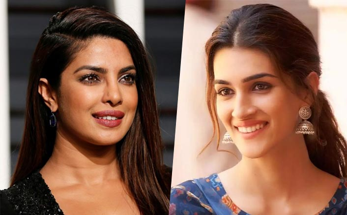 """Kriti Sanon On Her Look Panipat Look Comparisons With Bajirao Mastani's Priyanka Chopra: """"If The Comparison Is With Her Then It Is Great"""""""