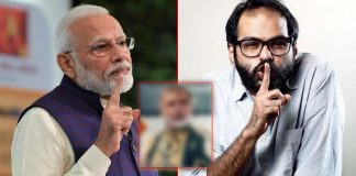 Kunal Kamra Gives Mogambo A Quirky Twist, Photoshops Narendra Modi's Face On It
